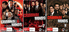 Criminal Minds COMPLETE Season 6 7 8 : NEW DVD