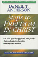 Very Good, Steps to Freedom in Christ, Anderson, Neil T., Book