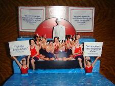 Glee Emmy DVD 2012 3 episodes season 3 POP UP DVD HOLDER NEW&SEALED Jane Lynch