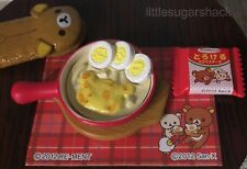 Re-Ment San-X Rilakkuma Egg Kitchen/Eggs Au Gratin/1:6 food miniatures