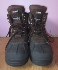 Alpine Design Mens Thinsulate Shleter II Insulated Waterproof Leather Size 9