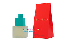 Realities by EA Fragrances 3.4oz / 100ml Eau De Toilette Spray NIB For Women