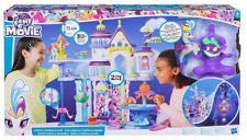 My Little Pony Canterlot and Seaquestria Castle Playset -  New