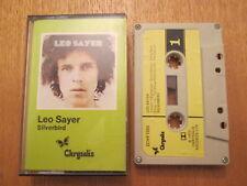 Leo Sayer – Silverbird -  UK 1st Press Cassette -  Chrysalis – ZCHR.1050