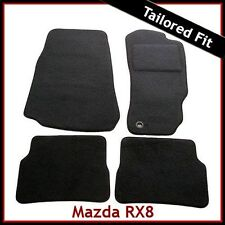 Mazda RX8 Tailored Fitted Carpet Car Mats