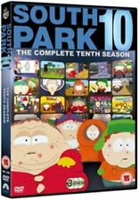 South Park Series 10 Digital Versatile Disc DVD Region 2 Shi