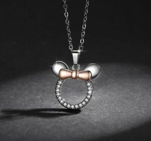 Disney Mickey Mouse Necklace Jewellery - Birthday Gift