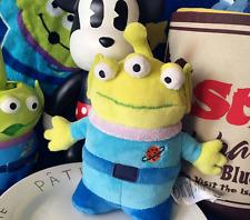 "Disney authentic Toy Story Alien Plush Doll 8"" Mini Bean Bag Plush toy"