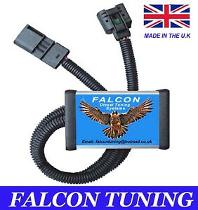 Diesel Tuning Boxes for CHRYSLER Common Rail Engines Send Number Plate