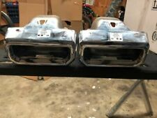 2019-2020 Chevy Silverado / GMC Sierra 1500 Exhaust Bezels Right & Left