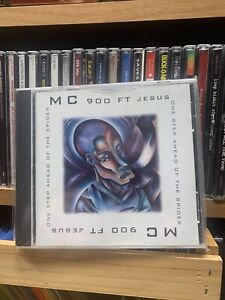 MC 900 FT JESUS One Step Ahead of the Spider CD RARE OOP