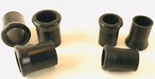 6 Rubber Tobacco Pipe Tip Grips Package Of 3 Large + 3 Small Rubber Bits Cpipe