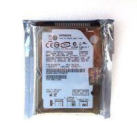 "HDD IDE 120 GB 2.5"" Hitachi HTS541612J9AT00 8M PATA 120GB For Laptop Hard Drive"