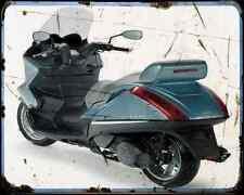 Aprilia Atlantic 500 2 A4 Metal Sign Motorbike Vintage Aged