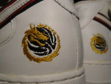 2006 NIKE AIR FORCE 1 MID CHINESE CHINA BASKETBALL YAO MING WHITE BLACK RED 13