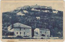 TRIVIGLIANO - PANORAMA (FROSINONE) 1936