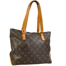 LOUIS VUITTON CABAS PIANO SHOULDER TOTE BAG VI0092 MONOGRAM M51148 uz 30856