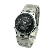 -Casio AW82D-1A Dual Time Watch Brand New & 100% Authentic