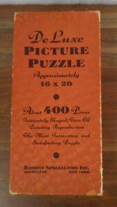 Vintage Regent Deluxe Picture Puzzle (Camp Paradise)