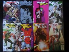 Harley Quinn New 52 Variant Cover Lot ! VF/NM All Variants! Very Nice