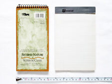 Lot Tops Gregg Rule Spiral Reporters 8x4 Universal Legal Note Pad 5x8 Notebook