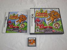 Flipper Critters (Nintendo DS) Complete Near Mint!