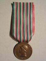 Medaglia per la vittoria 1 guerra mondiale 1915 1918 bronzo nemico
