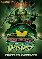Teenage Mutant Ninja Turtles: Turtles Forever (2010, DVD NEUF)