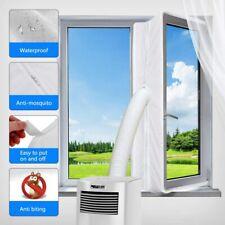 400cm AirLock Fensterabdichtung für mobile Klimageräte Ablufttrockner AirStop DE
