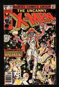 X-Men (1963) #130 1st App Dazzler & White Queen 2nd Kitty Pryde John Byrne GD/VG