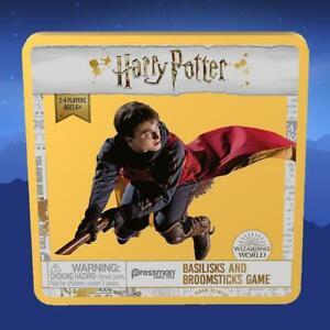 Harry Potter Basilisks & Broomsticks Travel Game