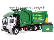 FIRST GEAR 10-4006 MACK TERRAPRO WASTE MANAGEMENT GARBAGE TRUCK with BIN 1/34