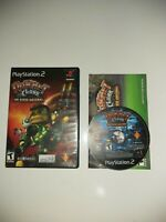 Ratchet & Clank Up Your Arsenal Sony Playstation 2 PS2 Complete