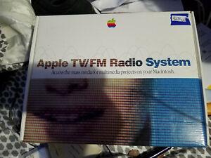 Apple FM/TV Radio System Performa 6400 5500 6300 6500 Power Macintosh