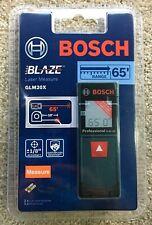 Bosch Blaze Glm 20 X 65ft Laser Measure Brand New Sealed