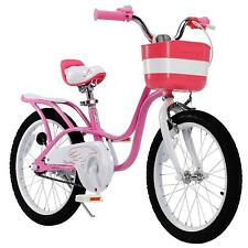 Royalbaby 18'' Girls Kids Bike Bikes Bicycle 18 Inch Wheels with Kickstand Pink