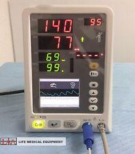 Edan M3A Patient Monitor NIBP SpO2