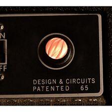 Guitar amplifier Jewel Lamp Indicator lamp jewel.  Model 007.  For pilot light