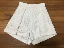 SZ 6 SHEIKE LACE SHORTS *BUY FIVE OR MORE ITEMS GET FREE POST