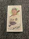 2018 Christian Villanueva Topps Allen & Ginter Tobacco Rookie Card. rookie card picture