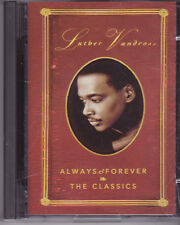 Luther Vandross-Always&Forever Minidisc Album