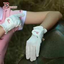 Children's Horse Riding Gloves Pu Leather Kids Equestrian Gloves Outdoor Sports