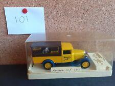 Solido 4407 Citroen C4F Delivery Van, Michelin.