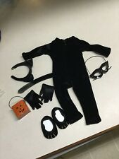 American Girl Doll of Today 1998 Halloween Costume Kitty Cat Collar ONLY