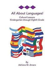 Cultural Lessons en Espanol: Kindergarten through Eighth Grade