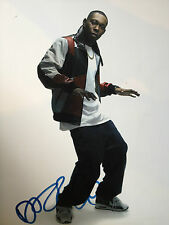 DIZZEE RASCAL - CHART TOPPING SONG WRITER - EXCELLENT SIGNED COLOUR PHOTO