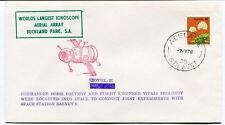 1976 Soyuz-21 Worlds Largest Ionoscope Aerial Array Buckland Park Adelaide Aust