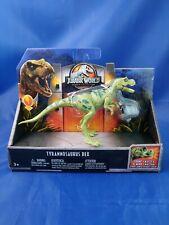 New Jurassic World Chomping Jaw Tyrannosaurus Rex Dinosaur Figure