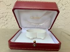 VINTAGE CARTIER WATCH /BRACELET BOX CO 1017