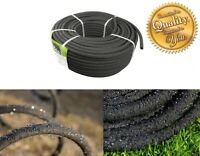 Porous Leaky Soaker Hose Garden Irrigation Provides water saving up to 70%